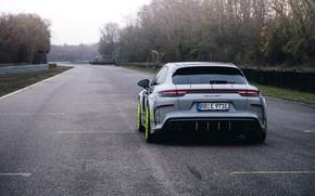 Picture Porsche, Panamera, Turbo, 2018, TechArt, Grand GT