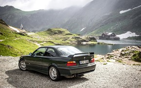 Picture mountains, types, 1995, BMW M3 GT