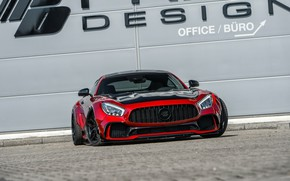 Picture Mercedes-Benz, AMG, 2018, Prior Design, GT S, PD700GTR
