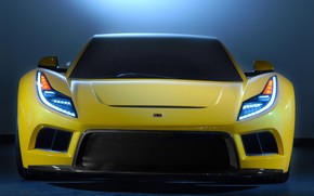 Picture Concept, 2008, Saleen, front view, Raptor, S5S