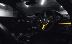 Picture BMW, salon, Mulgari, M240i, 2019, BMW M2, ICON03