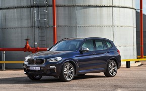 Picture machine, machine, BMW, grey, car, grey, Grey Crossover, CUV