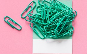 Picture Paper, Wallpaper, Mood, Paperclip
