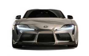 Picture Toyota, front view, Supra, 2019, Rutledge Wood, GR Above, A90, SEMA 2019, HyperBoost
