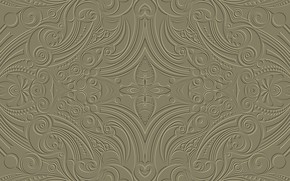 Picture pattern, texture, embossed