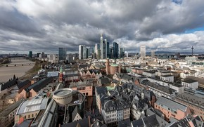 Picture Old town, Frankfurt am Main, Hesse