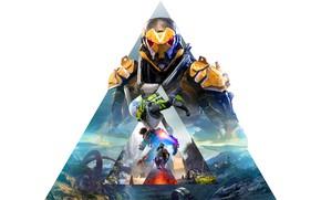 Picture BioWare, Electronic Arts, Anthem, Legion of Dawn