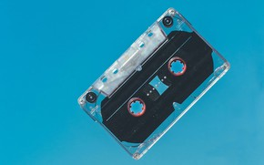 Picture Music, Wallpaper, Cassette