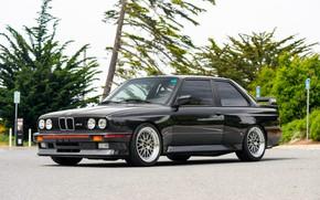 Picture BMW, EVO, E30, M3