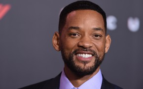 Picture smile, actor, Will Smith, Will Smith