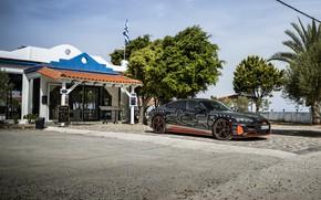 Picture Audi, coupe, Parking, 2020, RS e-Tron GT Prototype