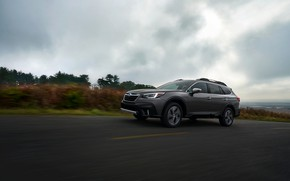 Picture speed, Subaru, universal, Outback, AWD, 2020
