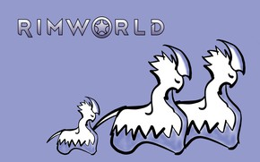 Picture animals, the game, RimWorld, TRUMBO