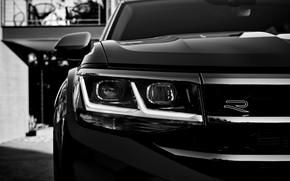 Picture Volkswagen, before, SUV, 2020, Atlas Cross Sport