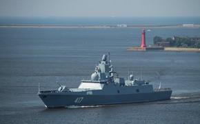 Picture frigate, patrol, Admiral Gorshkov, FMF