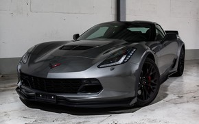 Picture wheels, corvette, black, chevrolet, z06