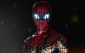 Picture Girl, Fantasy, Art, Style, Background, Illustration, Spider-Man, Spider Man, Typography, Creatures, Character, Umesh Dikonda
