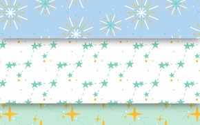 Picture white, background, blue, texture, green, colours, stars, pastel