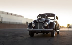 Picture Classic, Retro, Chrysler Airflow