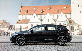Picture Germany, Volkswagen, side view, Golf, ABBOT, 2020