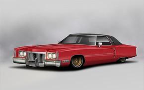 Picture Cadillac, Auto, Retro, Machine, Transport & Vehicles, Cadillac Fleetwood, The Midnight Marauder, 1972 Cadillac Fleetwood, …