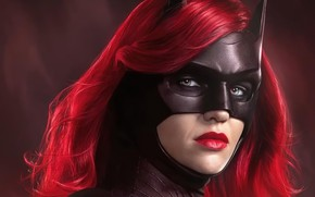 Picture the series, Batwoman, Batwoman, Ruby Rose, Ruby Rose