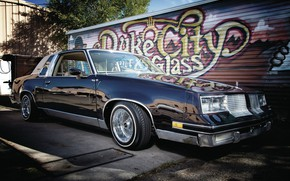 Picture Lowrider, Vehicle, Modified, Oldsmobile Cutlass