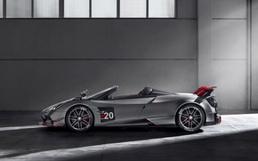 Picture roadster, pagani, to huayr