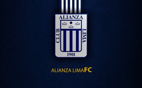 Picture wallpaper, sport, logo, football, Club Alianza Lima