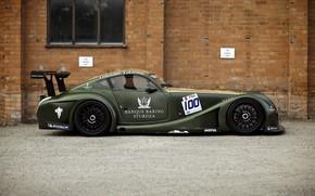 Picture machine, car, Morgan Aero Super Sports GT3, Morgan Aero