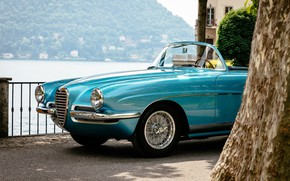 Picture 1955, Alfa Romeo 1900 C, Super Sprint La Fleche