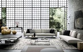 Picture room, interior, living room, Testata-Sake