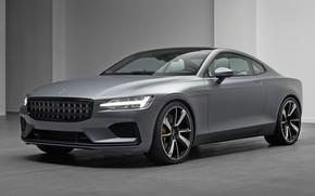 Picture machine, auto, Volvo, Volvo, Hybrid, hybrid, Volvo Polestar 1