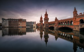 Picture Germany, Berlin, The upper tree bridge