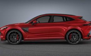 Picture Aston Martin, Aston Martin, Lumma Design, Render, CLR AM