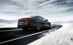 Picture BMW, BMW M5, F90, 2019, Edition 35 years