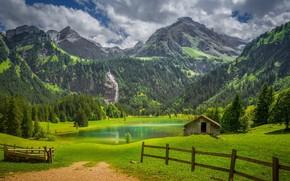 Picture Switzerland, Bern, Lauenen