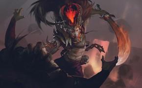 Picture warrior, saber, League Of Legends, Yasuo