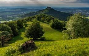 Picture Germany, Hohenzollern castle, Bisingen