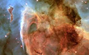 Picture Hubble, Nebula, The Milky Way, Carina Nebula, Keyhole Nebula