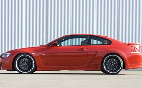 Picture coupe, hamann, BMW M6, E63, Sports car, high-tech version of the BMW 6-series, Widebody Edition …
