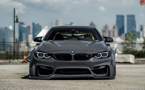 Picture BMW, F82, M4, Wide-Body