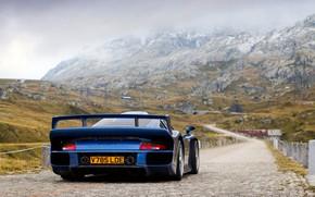 Picture Porsche, Porsche 911, 1997, Sports car, GT1, Porsche 911 GT1