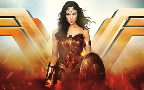 Picture look, girl, wings, Wonder Woman 1984, Wonder woman: 1984
