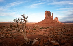 Picture United States, Arizona, Oljato-Monument Valley