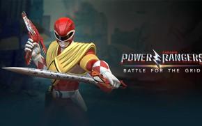 Picture sword, game, armor, weapon, warrior, Power Rangers, red ranger, blaster, Jason Lee Scott, Jason Lee …
