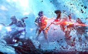 Picture Girl, Stones, Cartridges, Weapons, Military, Game, Electronic Arts, Equipment, Helmet, EA DICE, Battlefield V