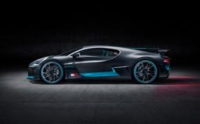 Picture background, side view, hypercar, Divo, Bugatti Divo, 2019 Bugatti Divo