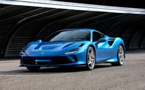 Picture Ferrari, supercar, 2019, Tribute, Ferrari F8