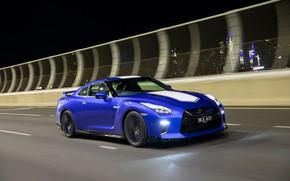 Picture speed, Nissan, GT-R, 50th Anniversary, AU-spec, 2019, Australia version
